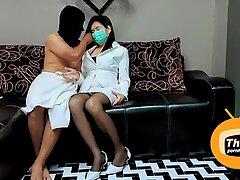 Baise thai beautée clinique médecin