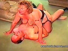 Старые пары домашнее секс фильм