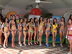 Orchids hotell pool party angeles city filippinerna 2