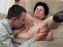 Mom ass